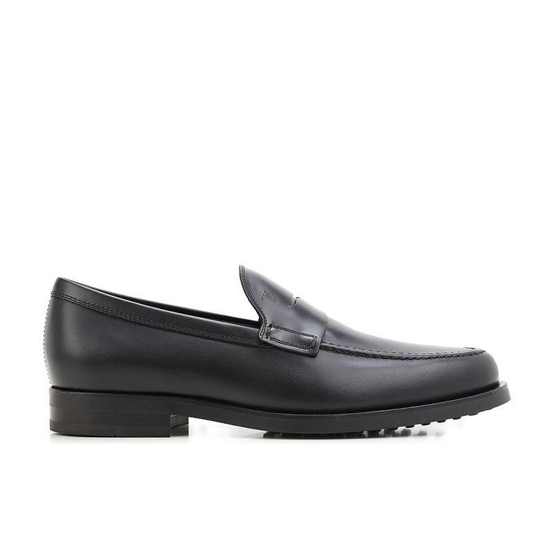 tod's mocassins et slippers Mocassins EmanoEMANO 3 - CUIR - NOIR