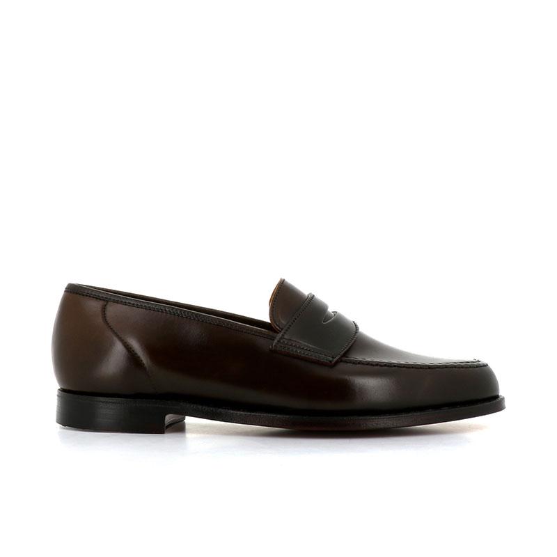 crockett & jones mocassins et slippers Mocassins HarvardC&J HARVARD - CUIR CORDOVAN - DA