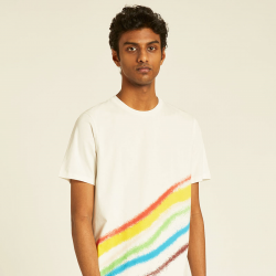 paul smith t-shirts & débardeurs T-shirtPSV T-SHIRT 697 - COTON ORGANIC