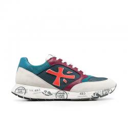 premiata sneakers Sneakers ZacZacPREMIATA H ZACZAC - NUBUCK, TOIL