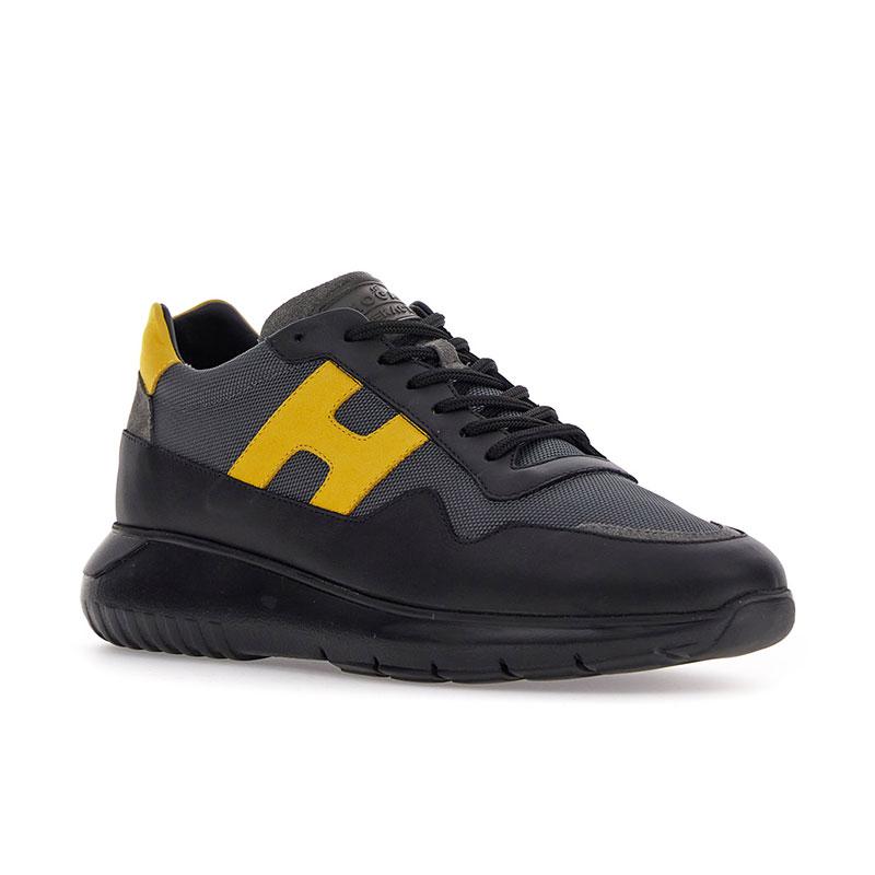 hogan sneakers Sneakers Interactive 3HH INTERACTIVE3 (1) - CUIR ET TI