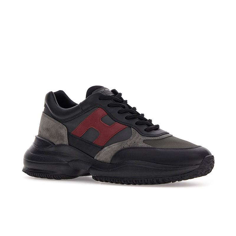 hogan sneakers Sneakers InteractionHH INTERACTION 2 - NUBUCK, TISSU