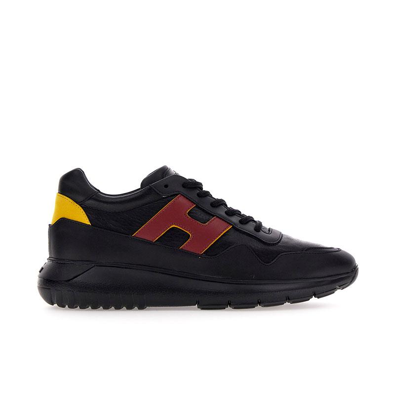hogan sneakers Sneakers Interactive 3HH INTERACTIVE3 (1) - CUIR ET DÉ