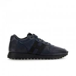 hogan sneakers Sneakers H383HH H383 (1) - CUIR - MARINE ET L