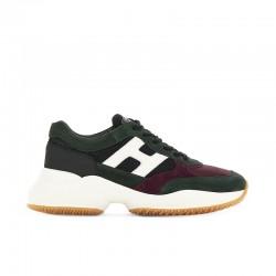 hogan sneakers Sneakers InteractionHH INTERACTION 2 - NUBUCK ET TIS