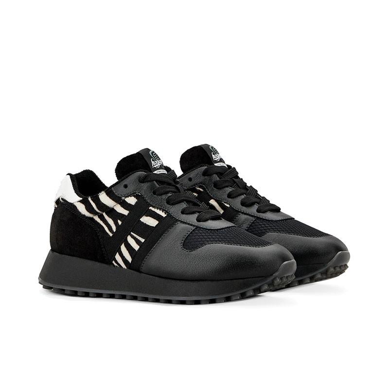 hogan sneakers sneakers h383SNEAKERS H383 - CUIR, TISSU TECH