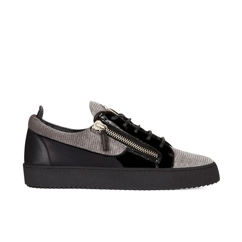 giuseppe zanotti sneakers Sneakers FrankieGZ H FRANKIE - LUREX ET VERNI -