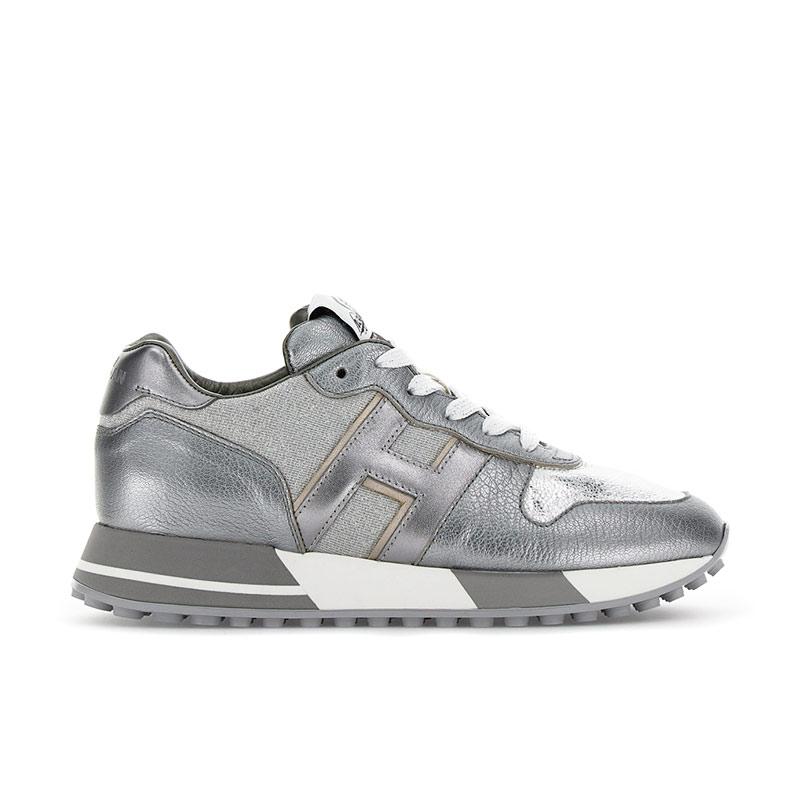 hogan sneakers sneakers h383SNEAKERS H383 - CUIR, CUIR IRISÉ