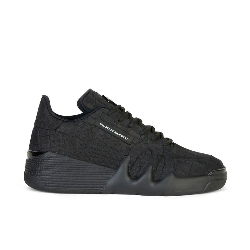 giuseppe zanotti sneakers Sneakers TalonGZ H TALON BAS - NUBUCK À MOTIF
