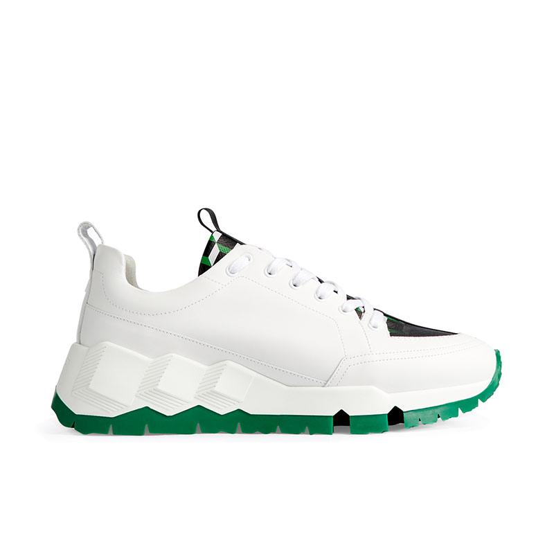 pierre hardy sneakers Sneakers StreetlifePHH QX02 STREET LIFE - CUIR ET C