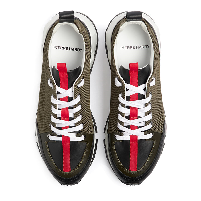 pierre hardy sneakers Sneakers StreetlifePHH QX02 STREET LIFE - TOILE END