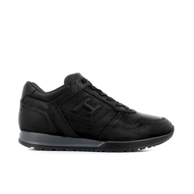 hogan sneakers Sneakers H321HH BASKETS H321 - NUBUCK CIRÉ ET