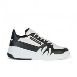 giuseppe zanotti sneakers Sneakers TalonGZ H TALON BAS - CUIR - NOIR ET
