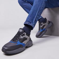 hogan sneakers Sneakers InteractionHH INTERACTION 2 - CUIR ET TISSU