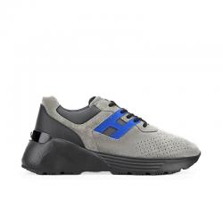 hogan sneakers Sneakers Active OneHYPERACTIVE - NUBUCK ET DÉTAIL T