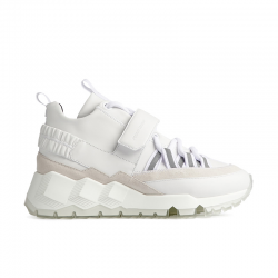 pierre hardy sneakers Sneakers PHMCPHH MC - CUIR, NUBUCK ET NÉOPRÈN
