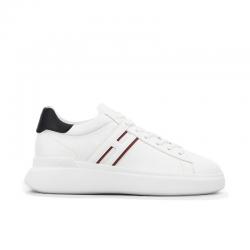 hogan sneakers Sneakers H580HH H580 - CUIR - BLANC ET DÉTAIL