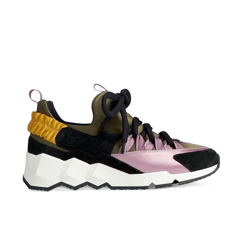 pierre hardy sneakers Sneakers Trek CometPHF COMET F - NUBUCK, SATIN ET N