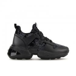 hogan sneakers Sneakers InteractionHF INTERACTION CAPS - CUIR ET VE