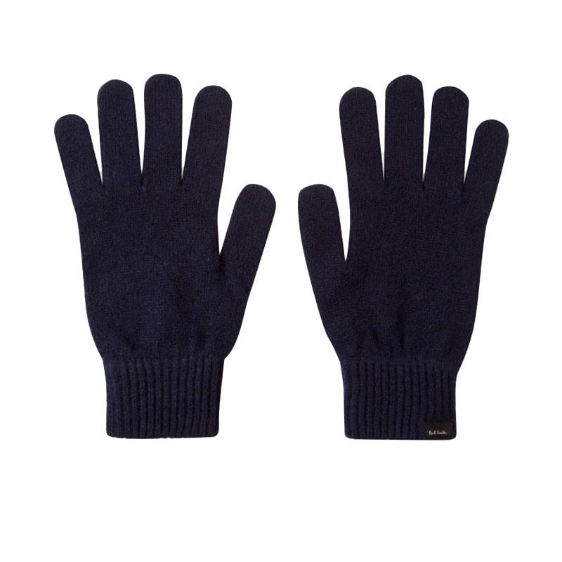 paul smith gants et bonnets Gants 384PSA GANTS 384 - CACHEMIRE ET LAI