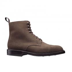 crockett & jones boots et bottillons Bottillons ConistonC&J CONISTON - SUEDE - SLATE