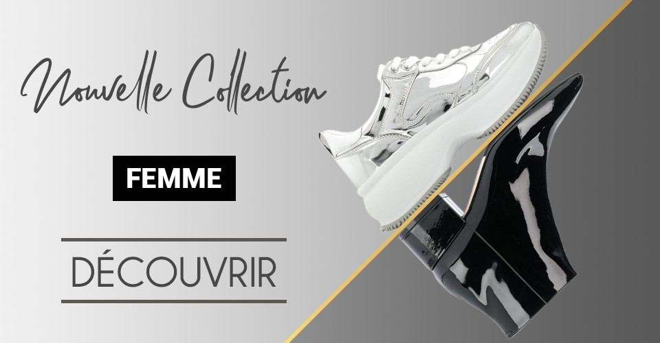 Nouvelle collection chaussures femme AH 19/20