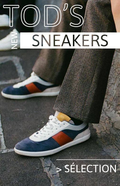 Sneakers Tod's - Collection Printemps Ete 2021 | Armenak