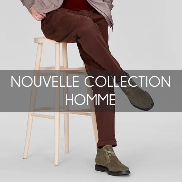 Nouvelle collection AH 2019 Homme